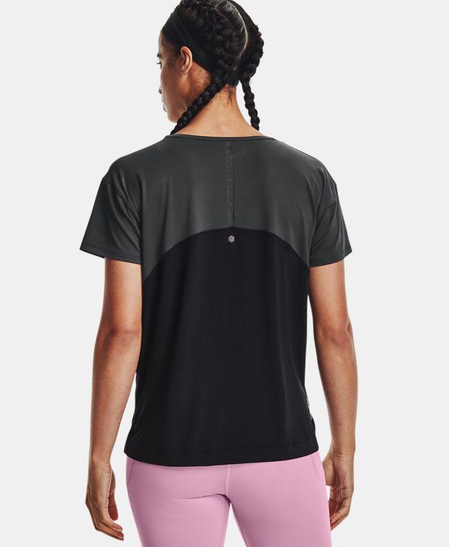 女士UA RUSH Energy短袖T恤