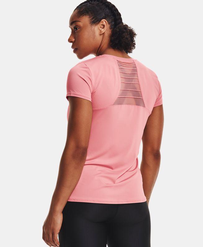 女士HeatGear® DS短袖T恤