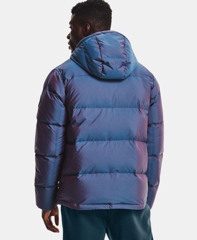男士ColdGear® Infrared Iridescent羽绒夹克