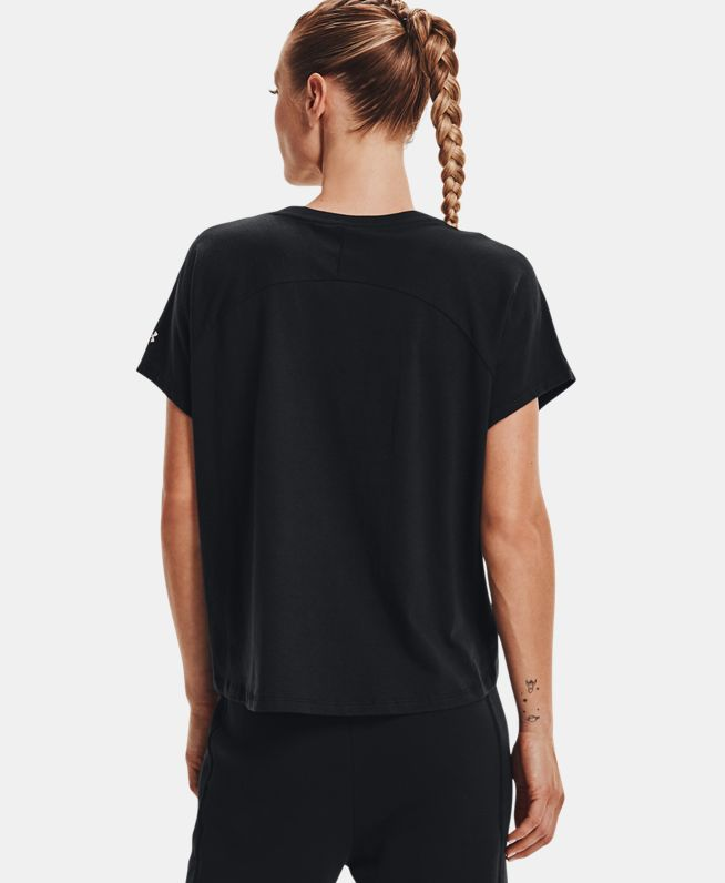 女士Project Rock强森短袖T恤