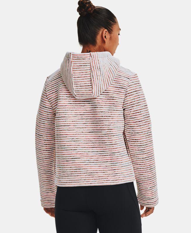 女士UA Multi-Color连帽上衣