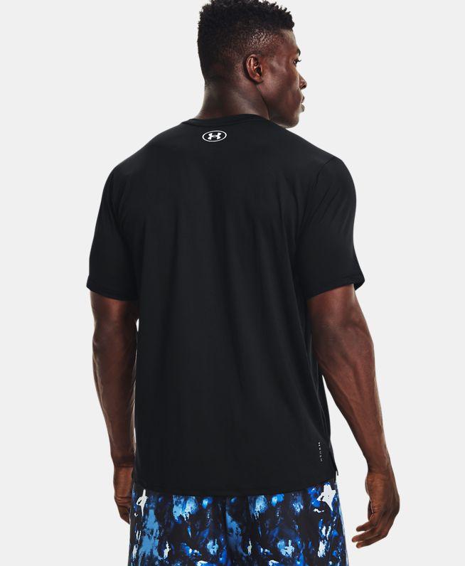 男士UA RUSH Energy短袖T恤