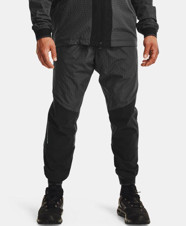 男士UA RUSH Legacy梭织长裤
