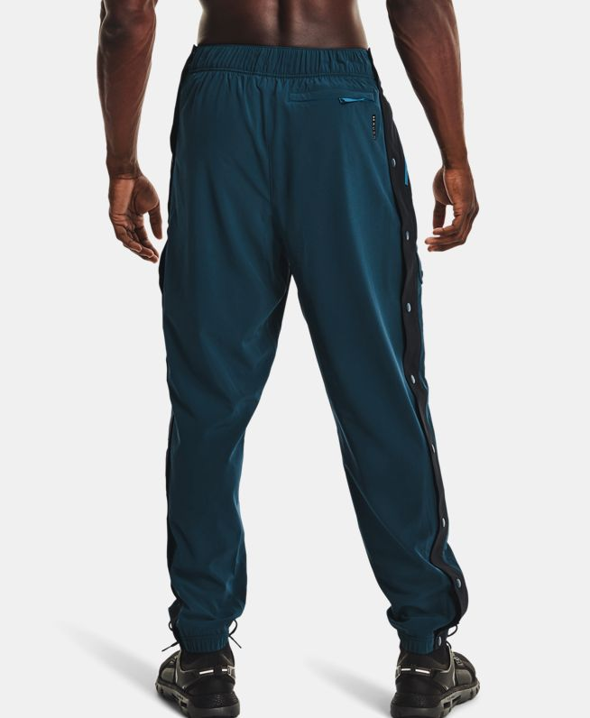 男士UA RUSH Tearaway梭织长裤