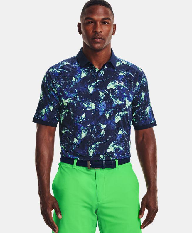 男士UA Iso-Chill BOF Polo衫