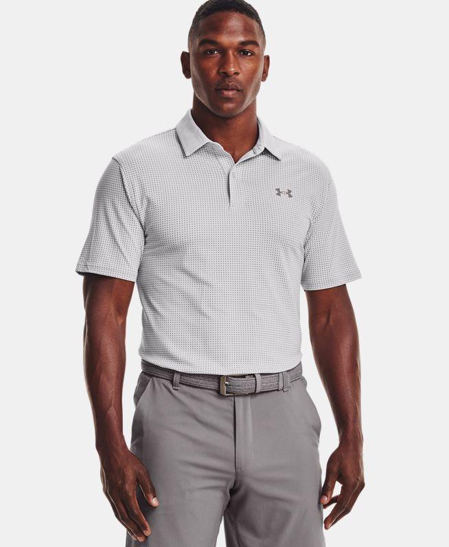 男士UA T2G印花Polo衫
