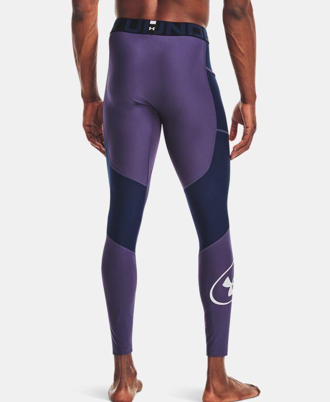 男士UA Evolution训练紧身裤