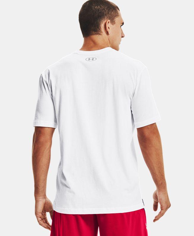 男士UA恩比德Embiid 4th Quarter短袖T恤