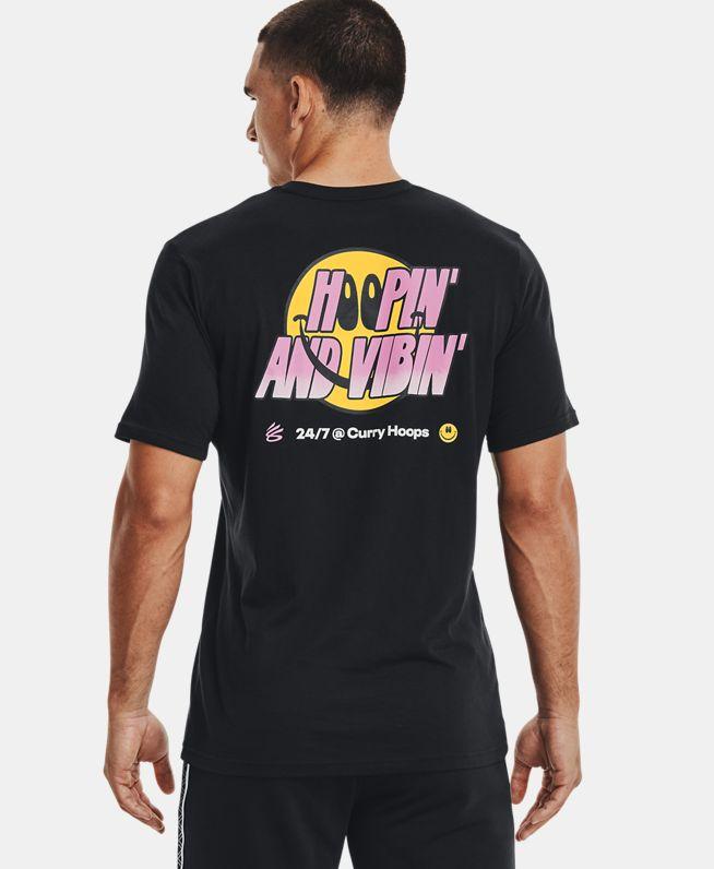 男士库里Curry Hoop Vibes T恤