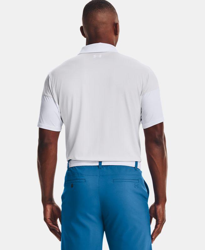 男士UA T2G Blocked NEW Polo衫