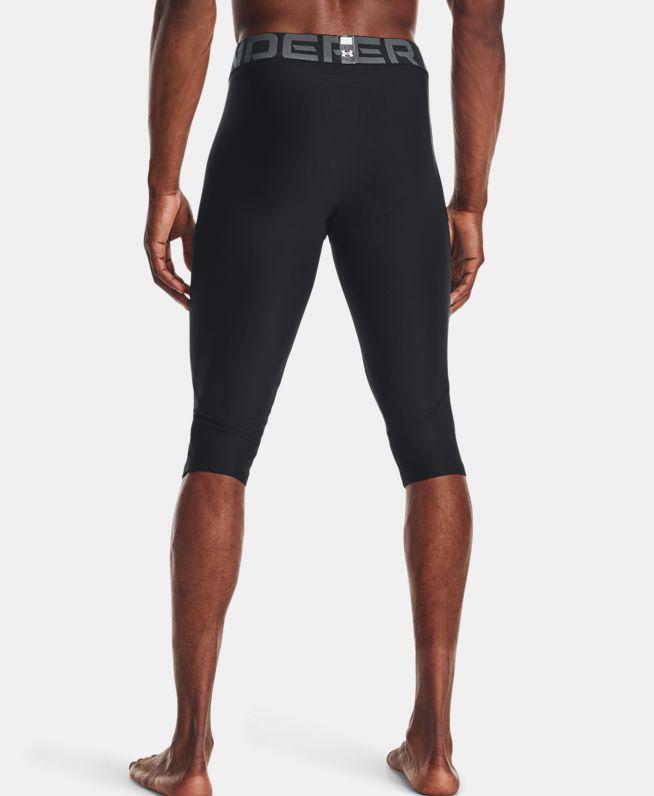 男士HeatGear® Compression Knee紧身裤