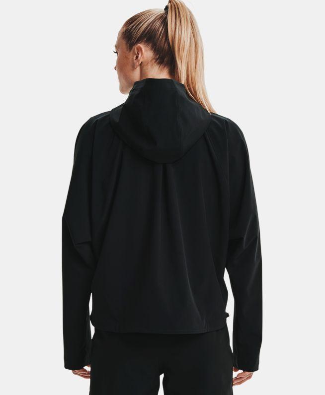 女士Recover Gradient 1/4拉链梭织上衣
