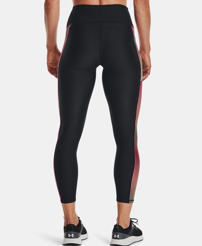 女士HeatGear® Armour Panel Ankle紧身裤
