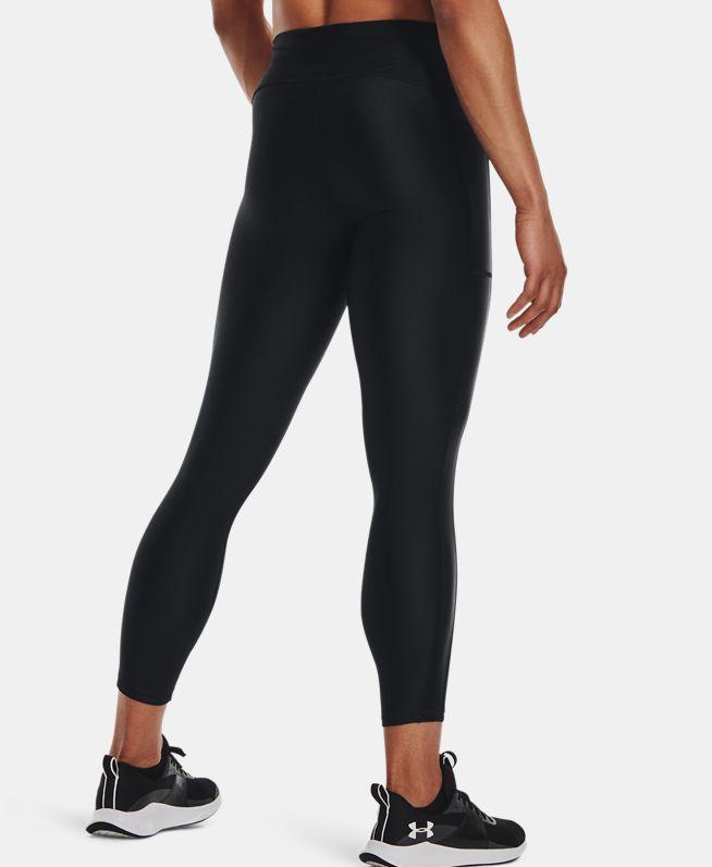 女士HeatGear® Armour Ankle Nov紧身裤