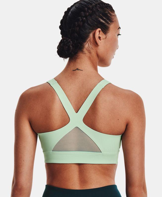 女士UA SmartForm RUSH运动内衣—中强度
