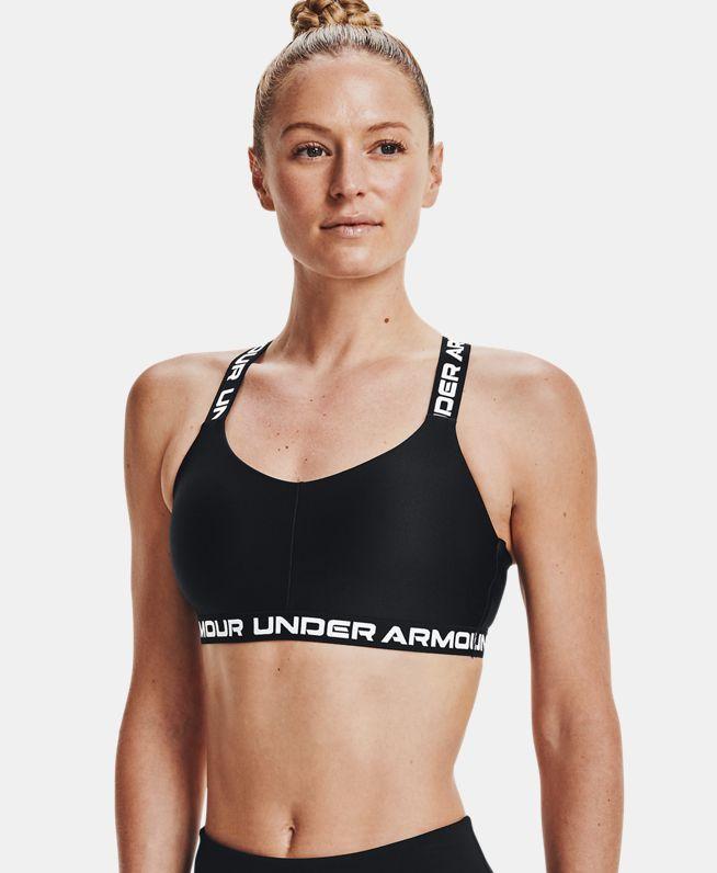 女士Crossback Strappy运动内衣—低强度